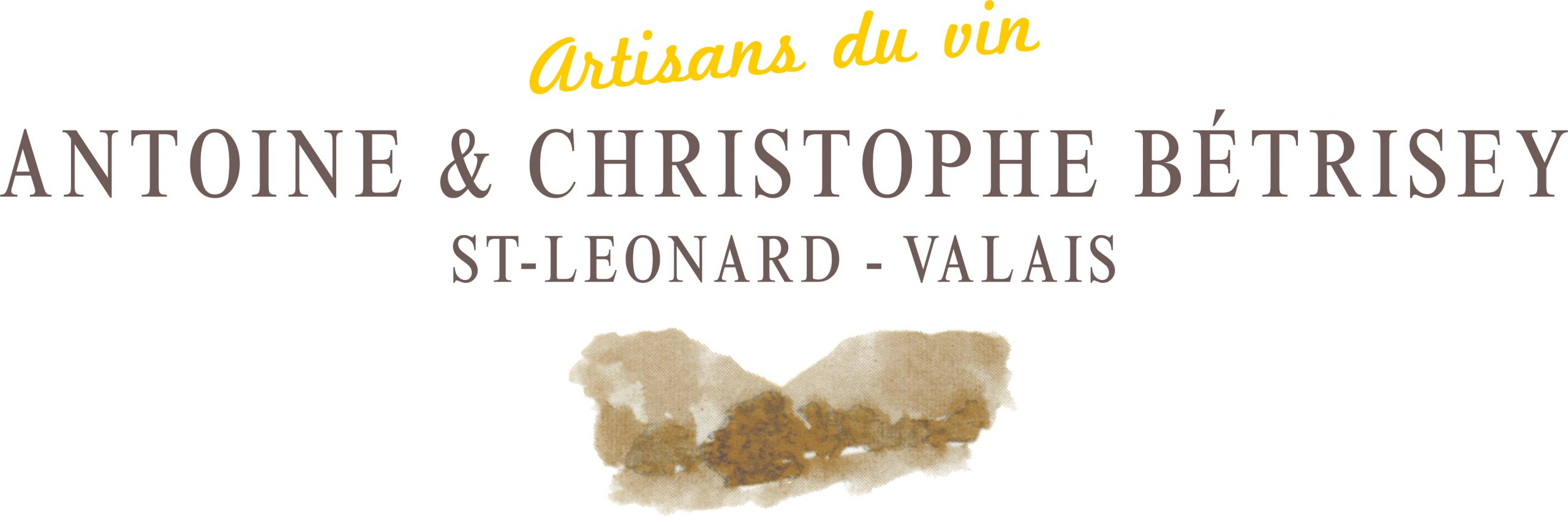 Cave Antoine et Christophe Bétrisey